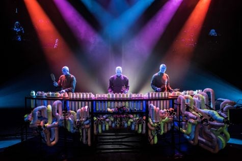 Blue Man Group celebrates 20 years