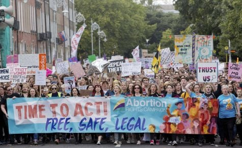 Irish law banning most abortions could change in 2018