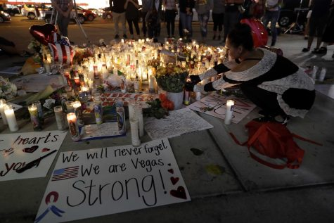 The nation mourns for Las Vegas