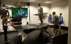 Got Killerspin? Ping pong house offers high competition