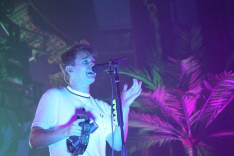 Glass Animals, Amber Mark showcase new material at Aragon Ballroom