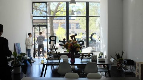 DePaul student opens collaborative space in Wicker Park