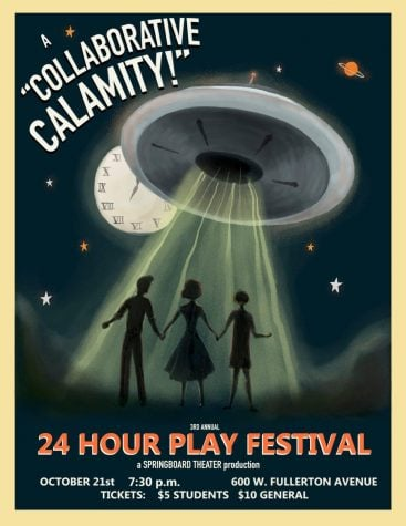 24-hour play festival features five short plays for $5