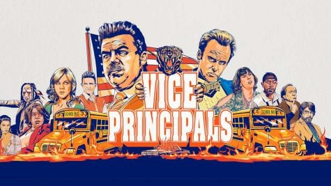 "HBO's ""Vice Principals"" star Danny McBride hangs out"