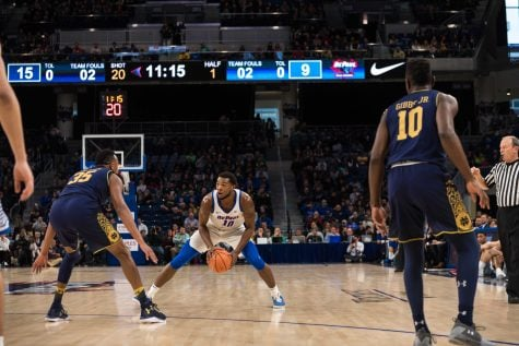 PREVIEW: Blue Demons look to ace road test against Marquette on MLK Day