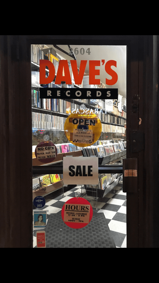 Vinyl revival sparks Record Store Day