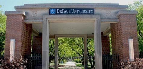 DePaul Republicans chalk it out, again