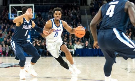 Takeaways from DePaul's win against Georgetown