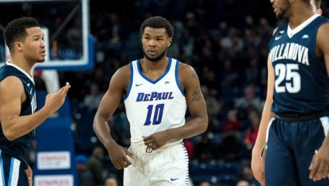 Miserable shooting night dooms DePaul against Marquette