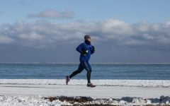 Chicago runners undeterred by record lows
