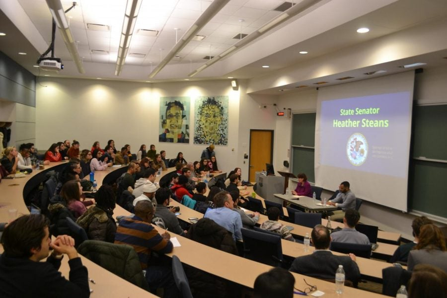 There+weren%E2%80%99t+enough+seats+in+Levan+100+for+everyone+who+came+to+discuss+marijuana+legalization.+%0A%28Benjamin+Conboy+%7C+The+DePaulia%29