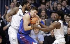Blue Demons look for redemption against Pirates