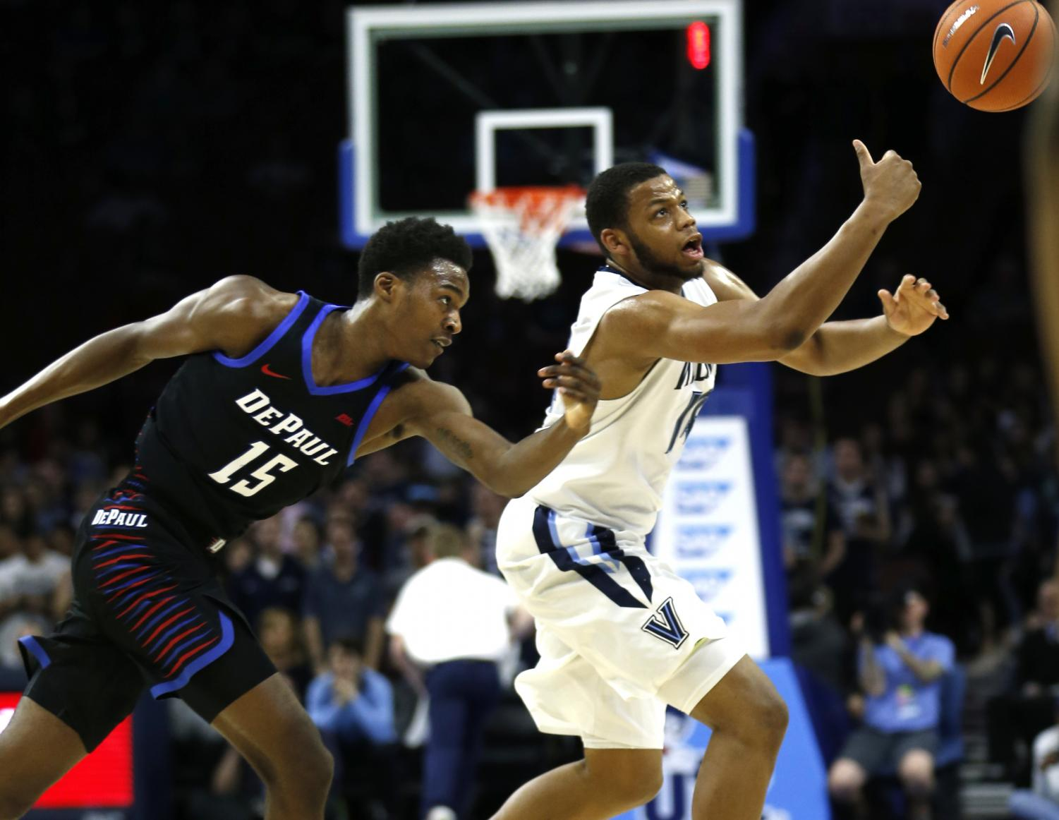Creighton upsets No. 3 Villanova in overtime