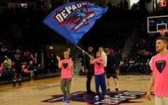 Get hyped: Meet DePaul's high-energy freshman walk-on