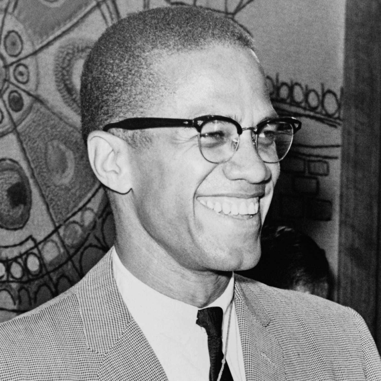 Malcolm X.  (Photo courtesy of Wikimedia Commons)