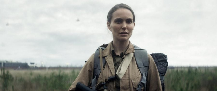 Natalie+Portman+starring+in+the+2018+film+%22Annihilation.%22++%28Photo+by+Paramount+Pictures%29