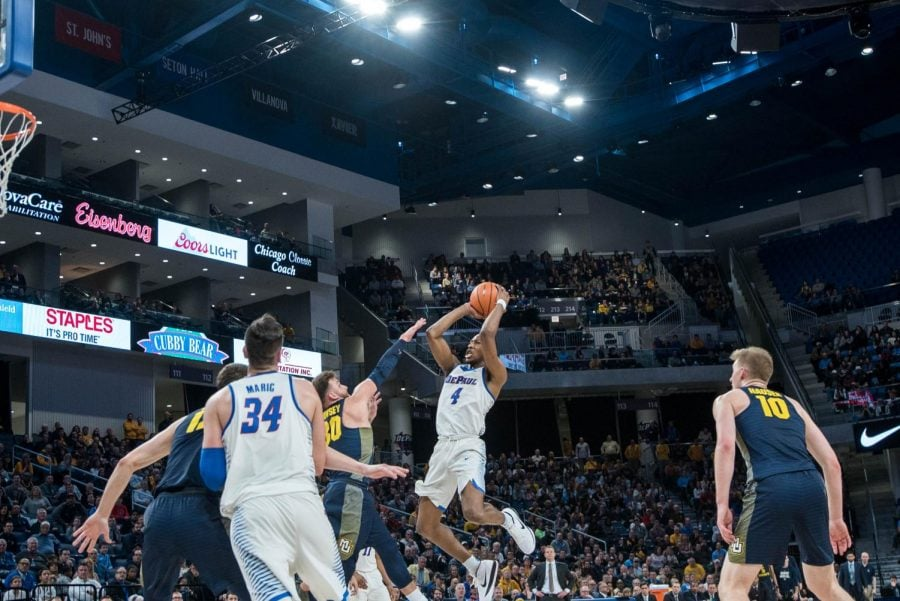 DePaul%E2%80%99s+previous+two+home+losses+came+by+a+combined+two+points+prior+to+beating+Marquette+on+Saturday+for+DePaul%E2%80%99s++annual+Blue+Demon+Week+game.%0A+%0A%28Mason+Rippel+%7C+The+DePaulia%29