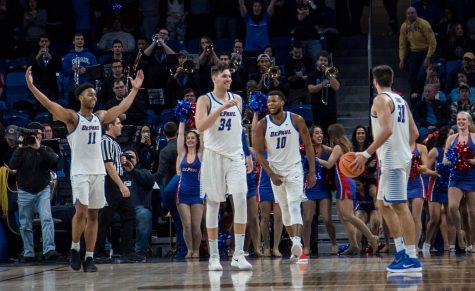 PREVIEW: DePaul faces off against Michigan State