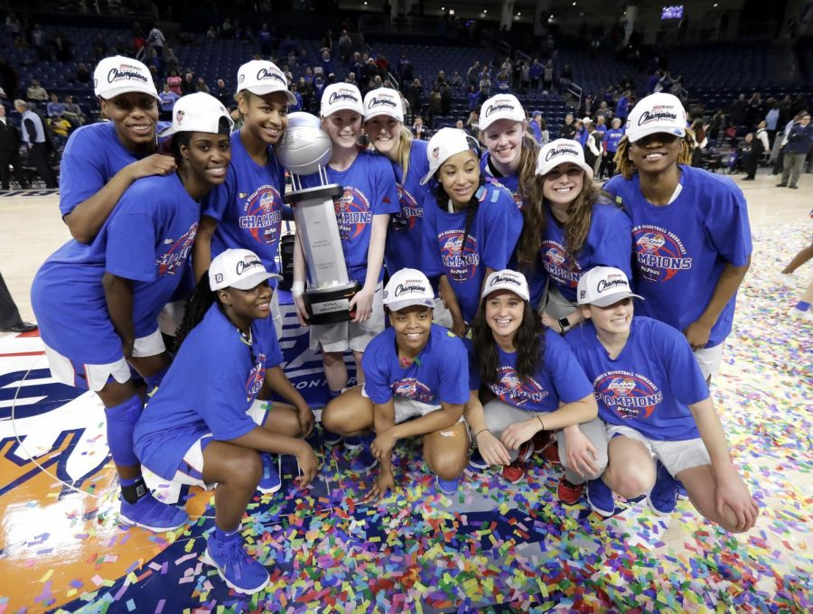 This+is+the+16th+straight+NCAA+Tournament+appearance+for+the+Blue+Demons.+%0ACharles+Rex+Arbogast+%7C+AP+
