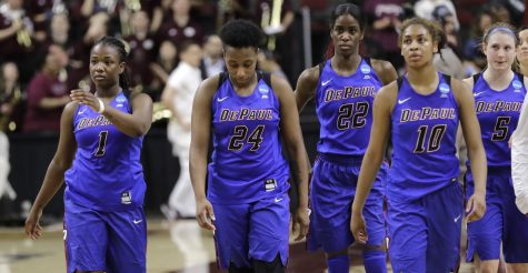 DePaul falls just short in second round loss to Texas A&M