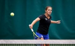 Women's tennis grapples with injuries in search of another Big East title