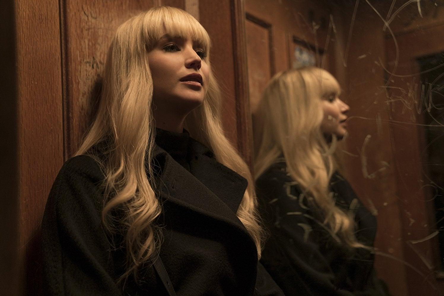 Jennifer Lawrence in the 2018 film