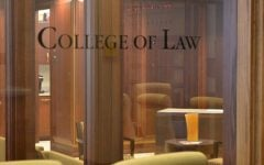 Law school's admissions may soon accept GRE