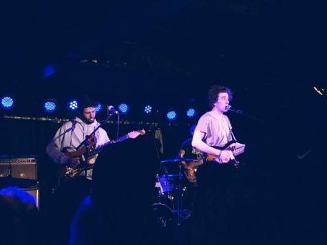 The Band CAMINO, Night Game rock Subterranean