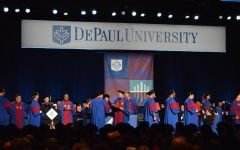 Photo gallery: Law School Commencement all smiles at McCormick Place