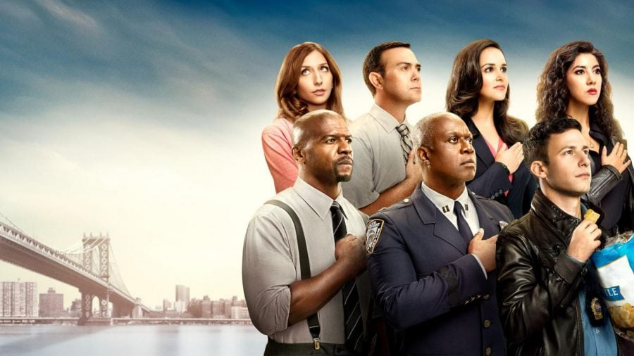 Mark Hamill Is Responsible for Saving Brooklyn Nine-Nine, Says Crews