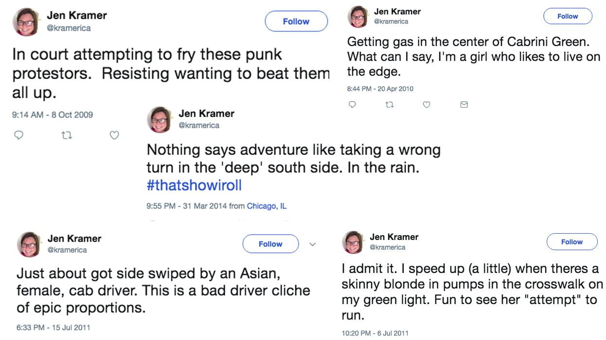 The DePaulia | Insensitive, racist tweets sent by DePaul's graduation  director resurface