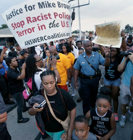 No more discrimination against the press in Ferguson