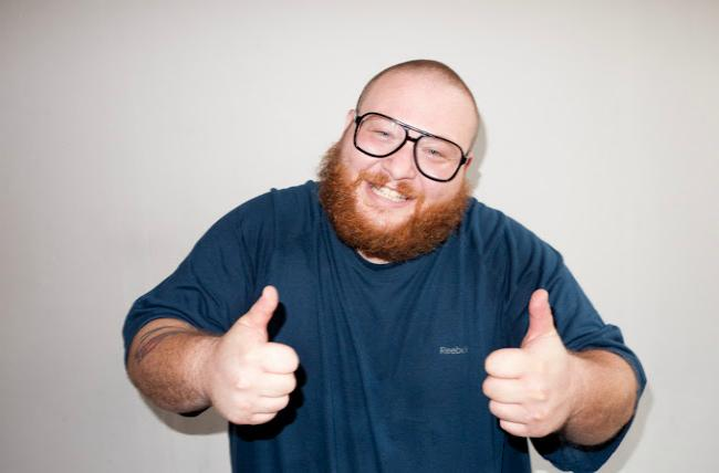 Action Bronson will perform at North Coast 2014. (Photo courtesy of Action Bronson)
