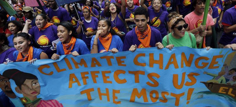 Rising temperatures, global concerns