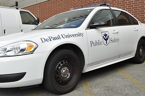 Student approached by man near campus demanding phone number