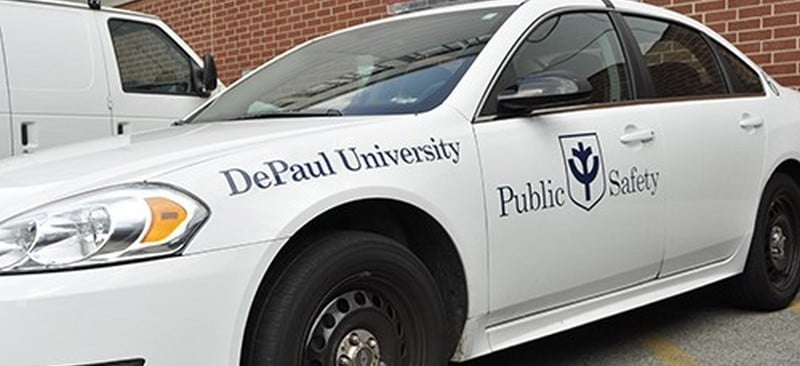 DePaul+University+Public+Safety+Vehicle+