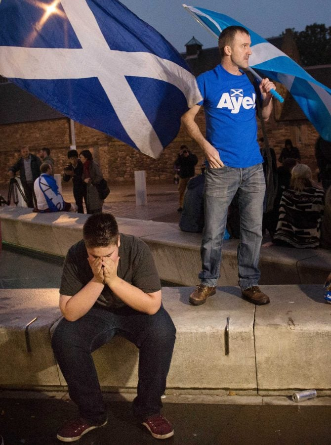 Scotland: No to independence