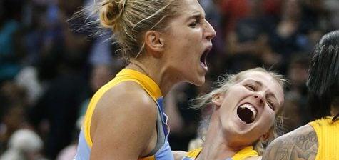 Chicago Sky falls to Phoenix in WNBA finals