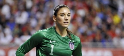 No Hope for the NFL: Overlooking Hope Solo's domestic violence scandal