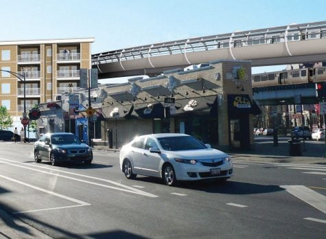 Neighbors flood CTA open house for 'Belmont Flyover'