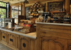 Le Pain Quotidien serves up fresh French breads and pastries. (Maggie Gallagher / The DePaulia)