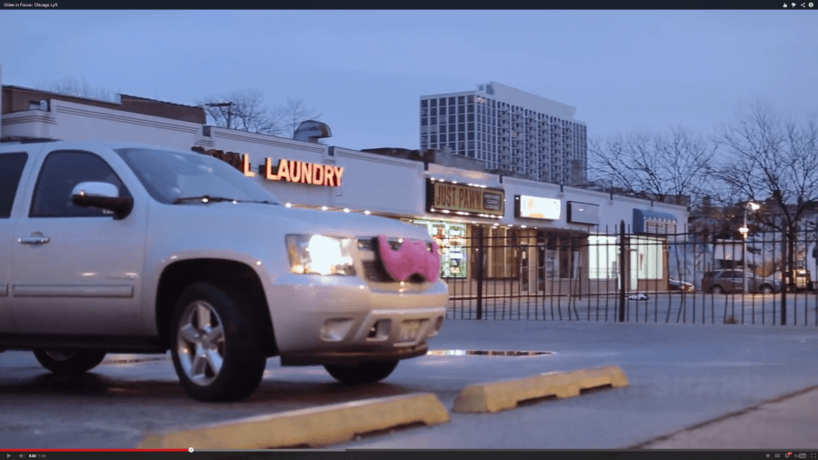 Companies like Lyft no longer have to worry about the legality of ridesharing in Chicago. Photo courtesy of Lyft.