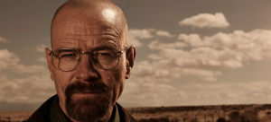 "Walter White of ""Breaking Bad."" (Photo courtesy of AMC)"