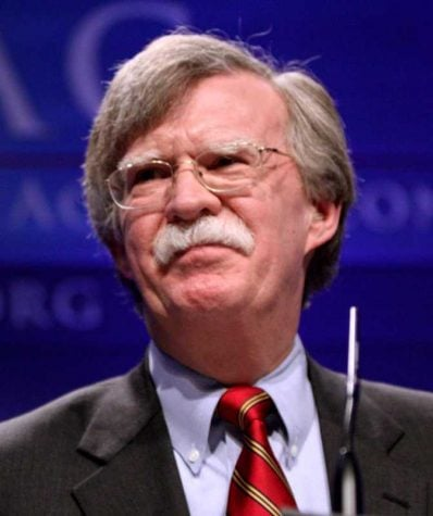 Young Americans for Freedom at DePaul hosts former UN Ambassador John Bolton