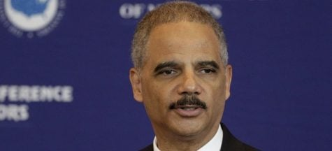 Eric Holder's legacy: Tough with words but weak with action