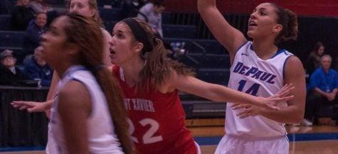 DePaul women's basketball blows Saint Xavier away in exhibition 119-58