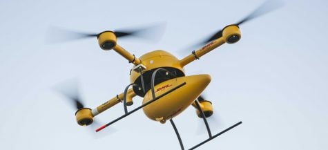 Drone deliveries are a win-win invention