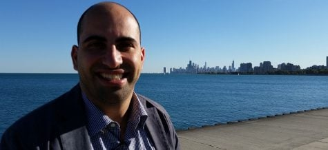 Professor Steven Salaita lost his job offer at the University of Illinois due to controversial tweets about Israel. (Photo courtesy of Steven Salaita)