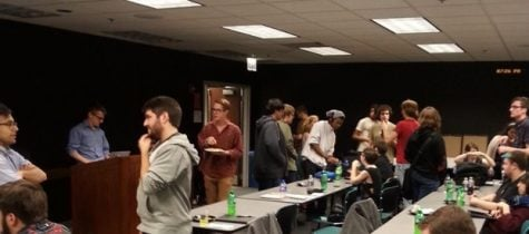 Game development crash course events Decon and GameJam come to DePaul CDM