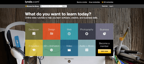 DePaul moves beyond online classes with Lynda